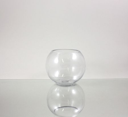 Clear Round Bubble Bowl Vase These Are My Favorite Decorative Vases Wedding Ideas Pinterest