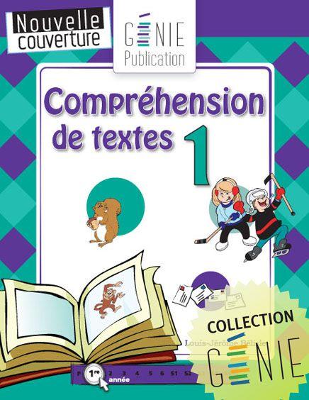 Compréhension de textes 1 - Éditions de l'Envolée