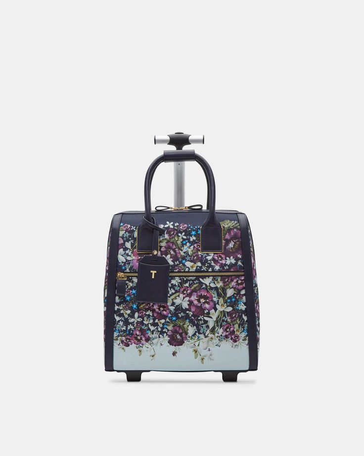 Entangled Enchantment travel bag - Navy | Bags | Ted Baker ROW