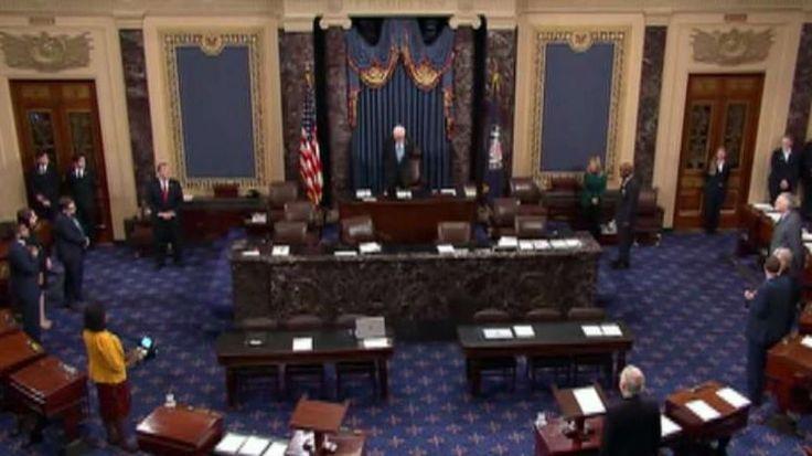 FOX NEWS: Tax bill vote: Live updates from US Senate chamber