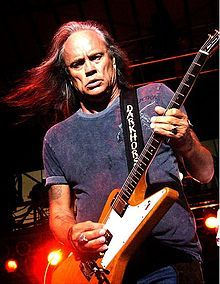 "Rickey Medlocke (born February 17, 1950) is an American musician best known as the frontman/guitarist for the southern rock band Blackfoot and a member of Lynyrd Skynyrd. During his first stint with Lynyrd Skynyrd from 1971-1972 he played drums and sang lead on a few songs that would initially be released on 1978's ""First and Last"". Medlocke would rejoin Blackfoot in 1972 and later returned to Lynyrd Skynyrd in 1996 as a guitarist where he continues to tour and"