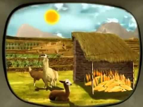 Civilización Inca para niños