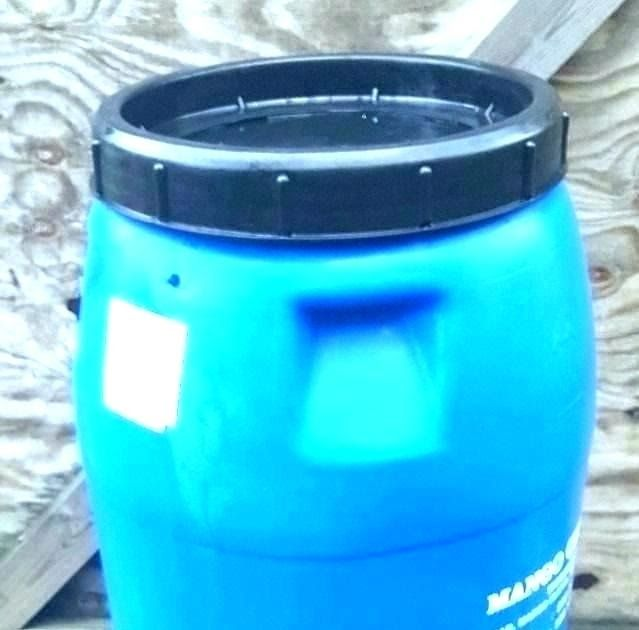 Blue Water Container With Faucet Gallon Water Storage Containers Rain Barrel Home Depot Drum Naturehike Food G Faucet Best Faucet Kitchen Faucet With Sprayer