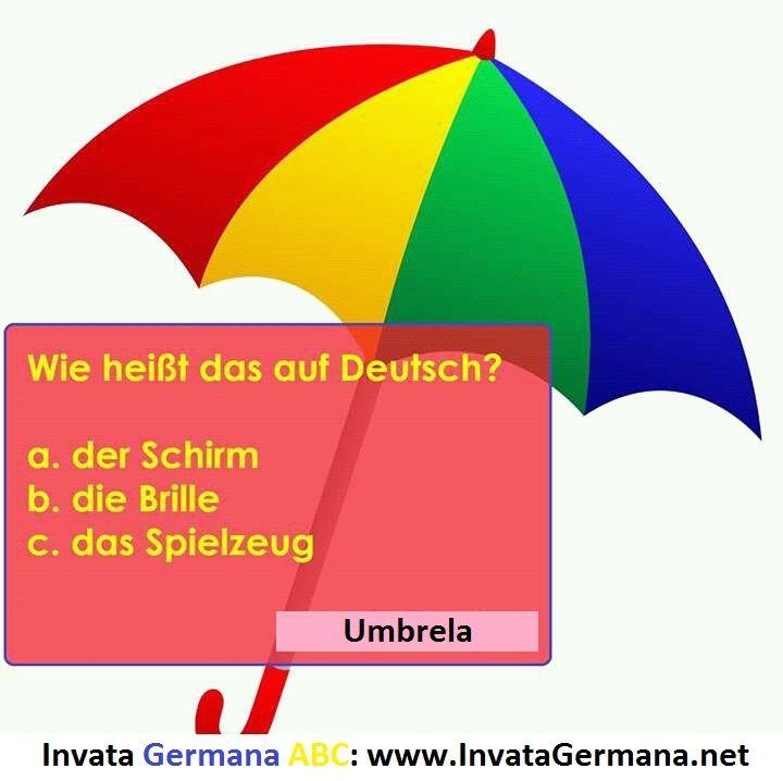 Teste de limba germana rezolvate | Invata Germana ABC