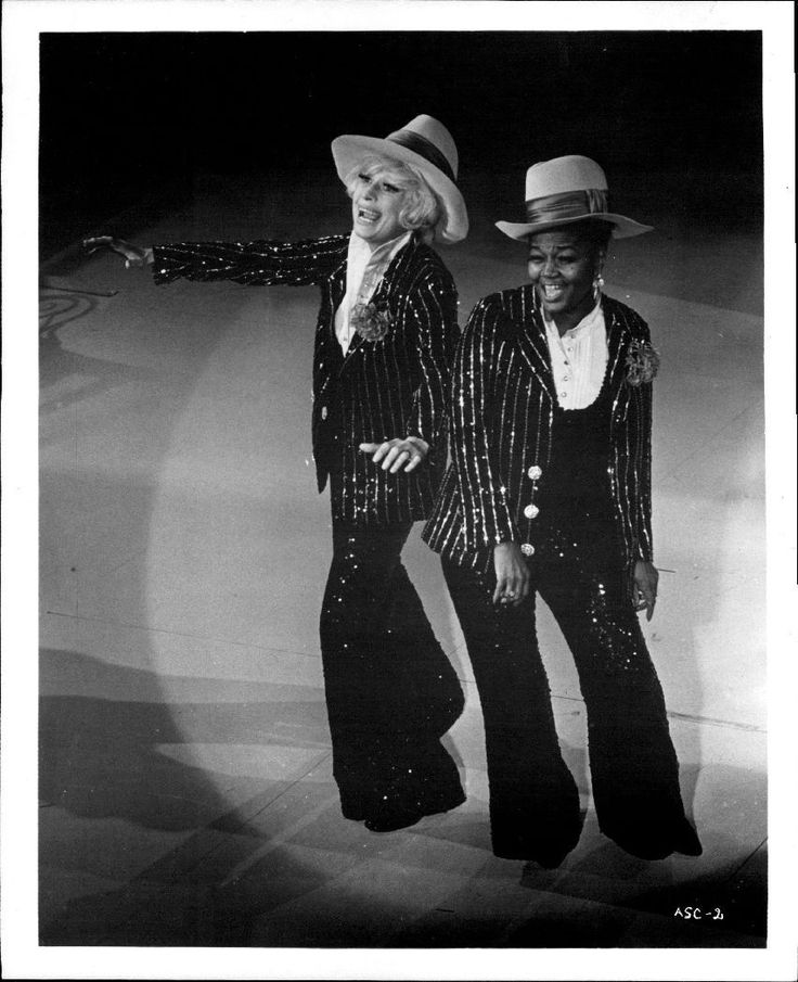 Carol Channing  Pearl Bailey on Broadway (1969)