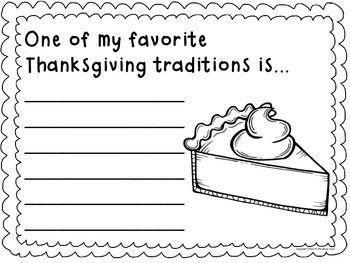 Best 25+ Thanksgiving writing ideas on Pinterest