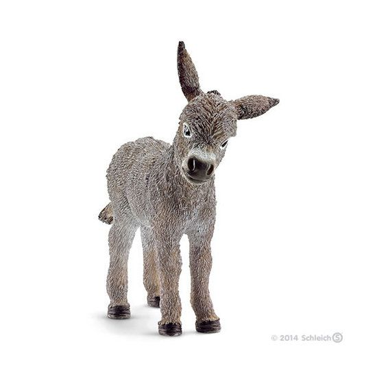 Schleich Donkey foal $5.59 (**Mummy bought this on sale and set it aside if anyone wants to give it!**)