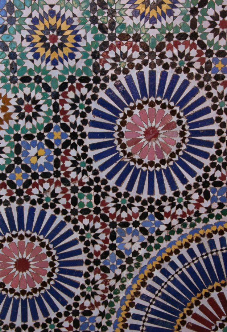 Mosaic liners art pattern mirrorred bathroom wall discount tiles - Grant K Gibson Morocco Tile Tiled Floorstile Flooringart Tilesmosaic