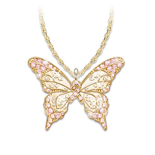 Butterfly Of Hope Pendant Necklace - Things Remembered