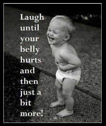 This is soooooooooo me with certain friends!  I could use a good belly laugh....