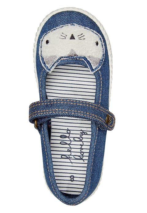 Schoenen Next Ballerina's met enkelbandje - blue Blauw: € 26,00 Bij Zalando (op 22-6-17). Gratis bezorging & retour, snelle levering en veilig betalen!