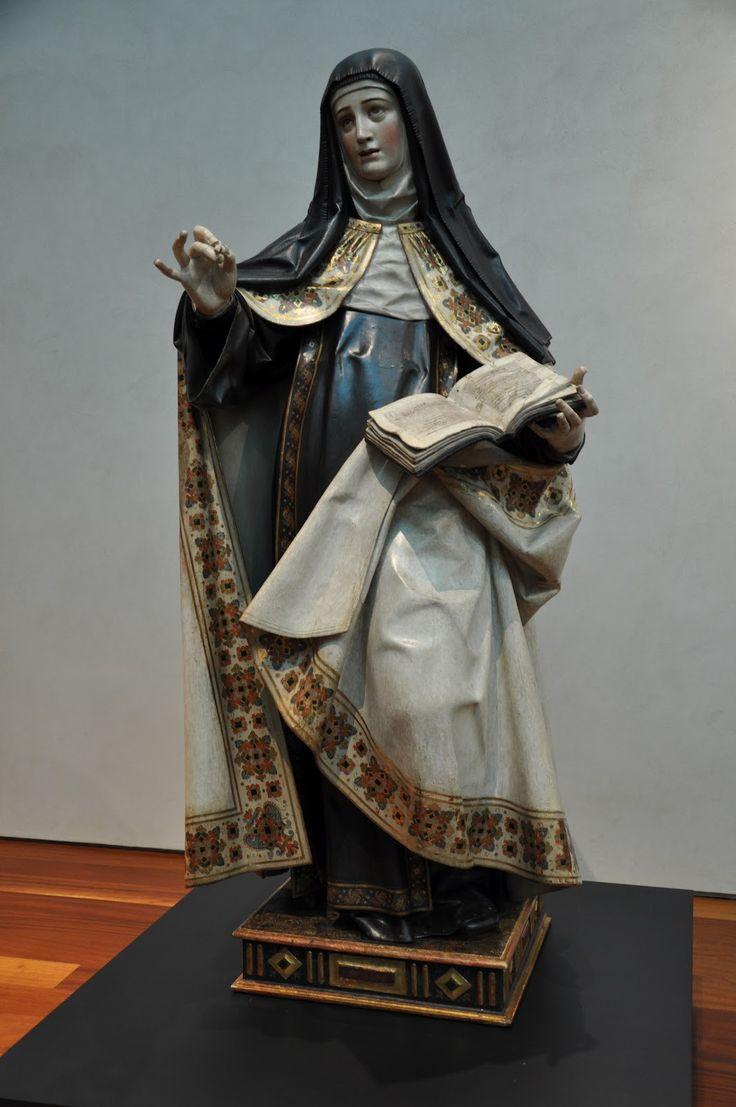 TALLER DE TALLA EN MADERA ESCUELA DE ARTE LA PALMA: VISITA AL MUSEO NACIONAL DE ESCULTURA DE VALLADOLID