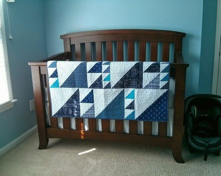 Quilts by Emily: custom baby quilts