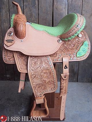 flex saddle this would make my day like no other well this and new barrel horse!!!