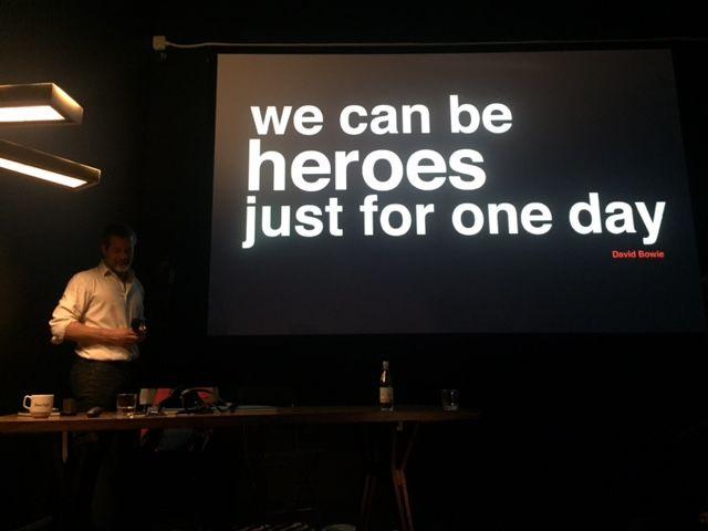 Running: We Can Be Hero Just for One Day (D.Bowie) - Si vive di emozioni, le emozioni sono il carburante della vita. Per questo amo lo sport,  per questo corro e per questo mi metto costantemente alla prova per superare i miei limiti, per provare emozioni, spesso contrastanti.  - Read full story here: http://www.fashiontimes.it/2016/02/running-we-can-be-hero-just-for-one-day-d-bowie/