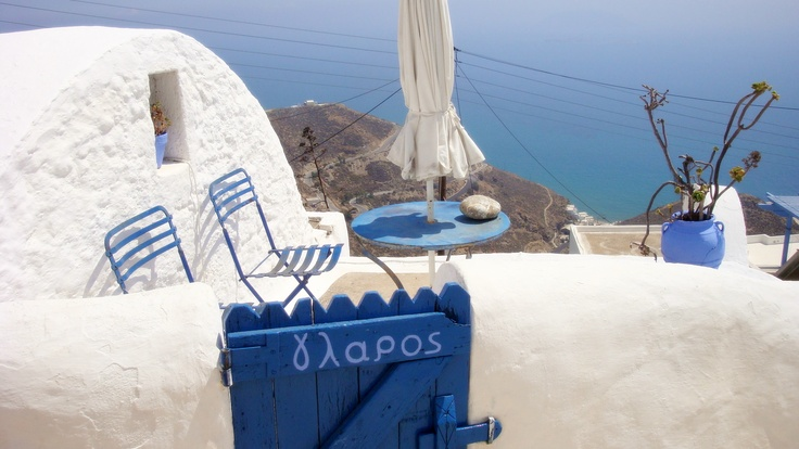 Anafi - Greece