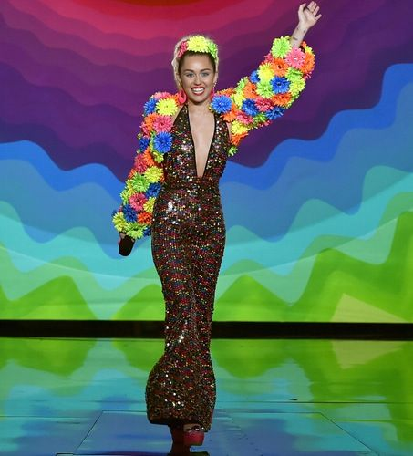Miley Cyrus Vma Outfit 2