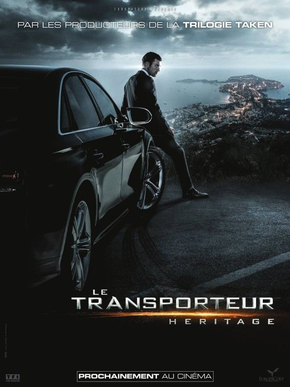 The Transporter Refueled 2015 Trailer