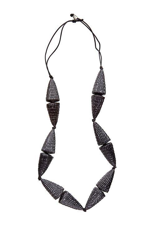 I gioielli di carta di Angela Simone, paper necklace, paper jewelry