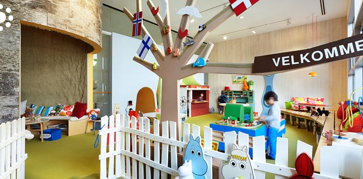 Inspiraci N Arquitectura Un Centro Educativo De Estilo Escandinavo