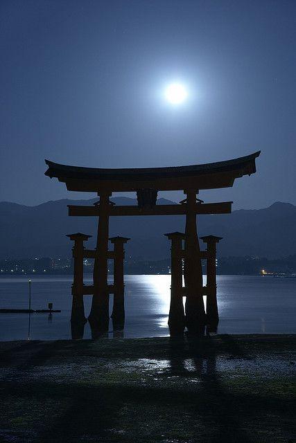 Itsukushima Shrine #hiroshima #japan