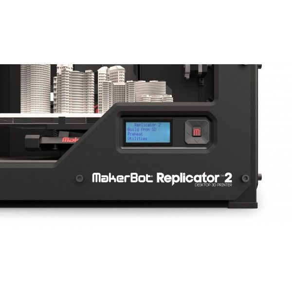 MakerBot Replicator 2 End of Line Sale - £750 (Save 50%) - While stocks last!