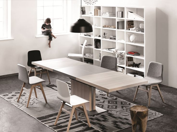 Extendable dining table25 best Dining images on Pinterest   Dining room  Bo concept and  . Milano Dining Table Boconcept. Home Design Ideas