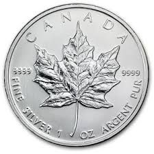Read all about Canada's Silver Maple Leaf Coin; http://canadasilver.ca/silver-maple-leaf-coin