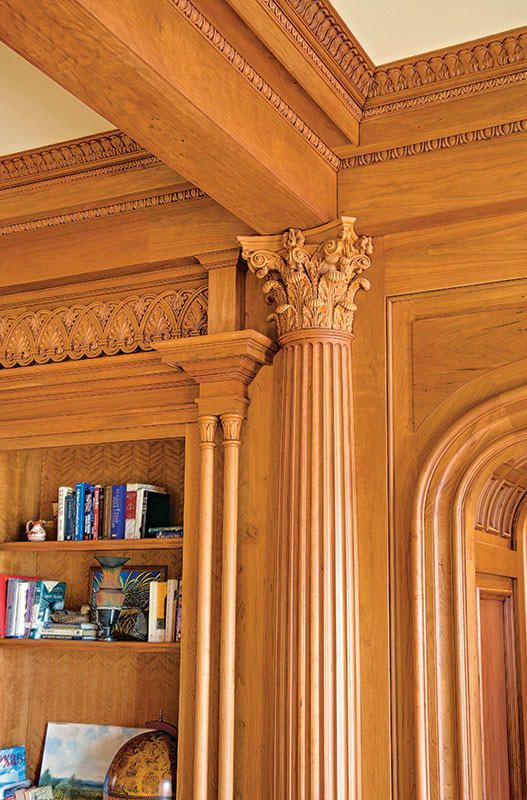 The Many Styles Of Decorative Wood Mouldings Traditional