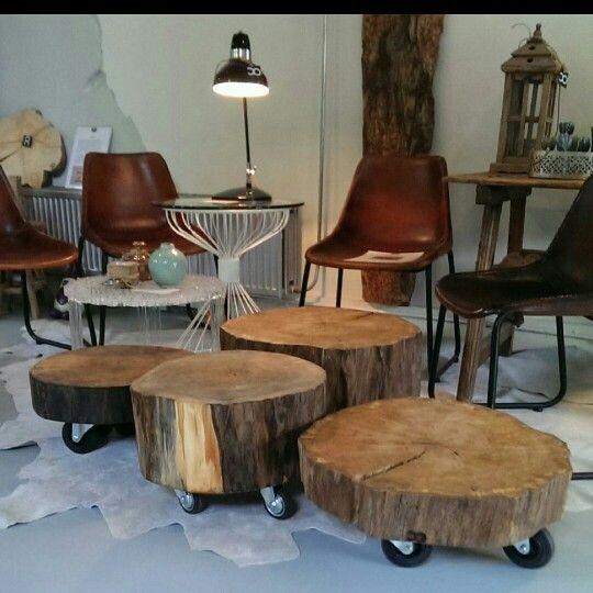 Boomstam tafel, boomstamtafel, bijzettafel, salontafel, boomstam bewerken, hout bewerken. Cadeau artikelen, cadeautjes, interieur cadeaus, tuindecoratie en nog veel meer, bezoek de webshop www.creativeopen.nl/shop/ #woonwinkel #webshop #tilburg