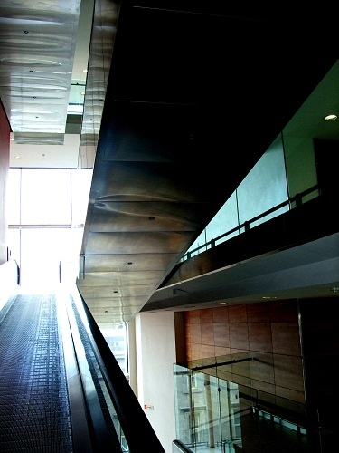 Architectural shot