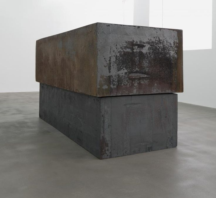 Richard Serra, Dead Load, 2014, installation view at Gagosian Gallery, London