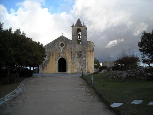 Igreja de Santa Maria da Alcáçova - Castelo de Montemor-o-Velho - Portugal