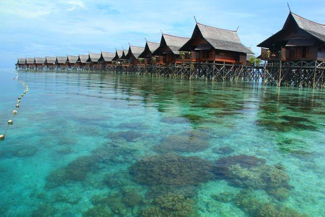 Kapalai Resort, Semporna, Sabah, Malaysia
