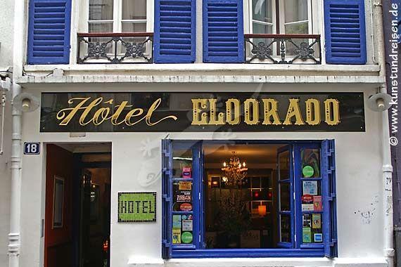 Hotel Eldorado, Paris