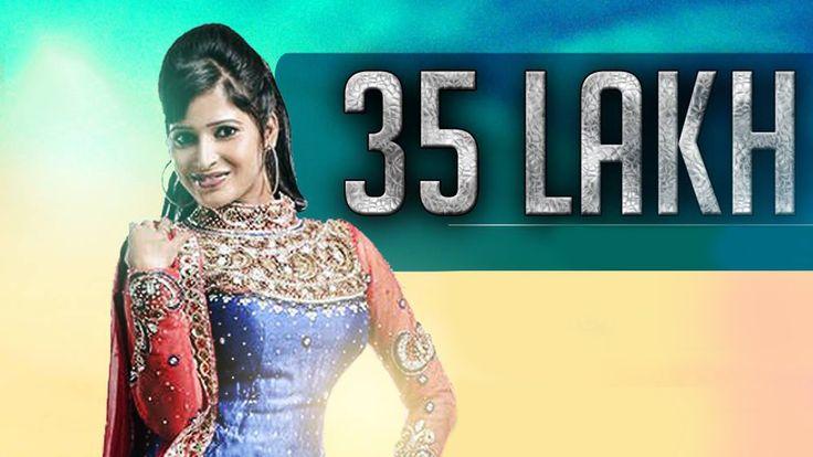 #35Lakh | #Jassi Kaur | Punjabi Latest Song 2014 | Speed Records