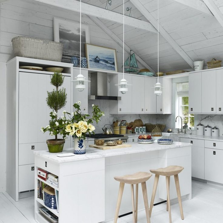 Elle Decor Kitchen Cabinets