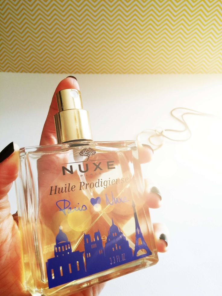 Review: Nuxe Huile Prodigieuse - Violetmimosa