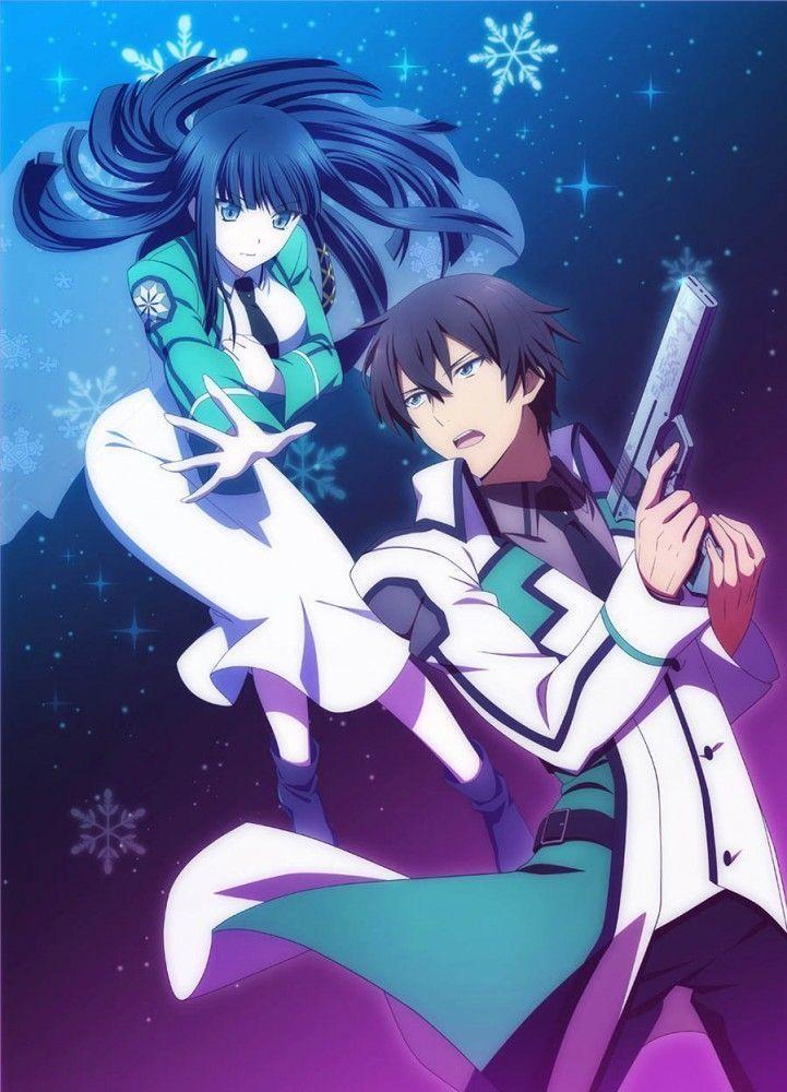 Anime Sihir Terbaik : anime, sihir, terbaik, Anime, Magic, School, Wallpapers