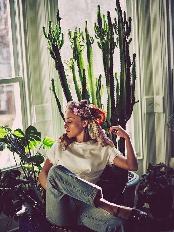 Portrait of a Muse, Chloe Sevigny (Muse Magazine)| @andwhatelse