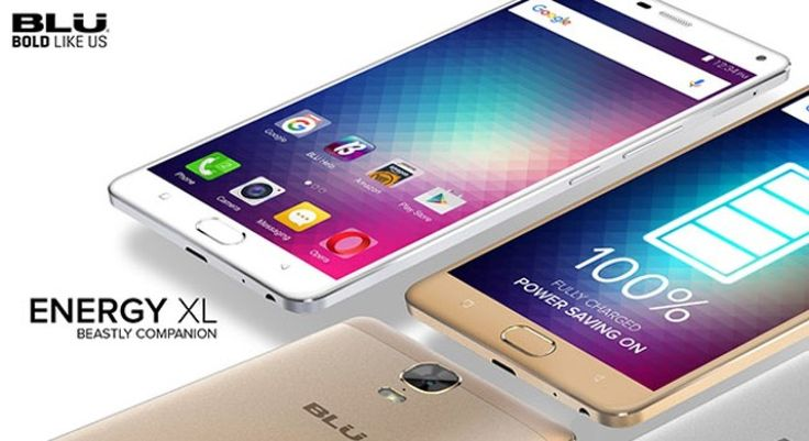 Blu Energy XL — mobiltelefon med 30 dagars standbytid - Prisjakt Konsument