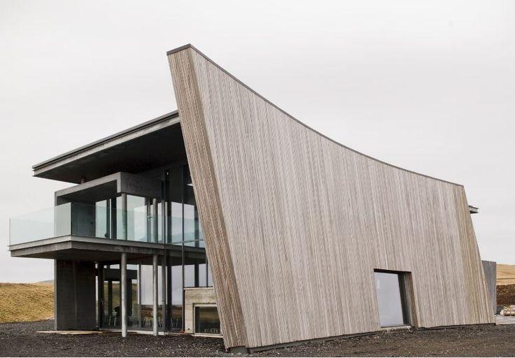 Το Casa G στην Ισλανδία είναι ένα εξοχικό σπίτι που σχεδιάστηκε από τον Gudmundur Jonsson...