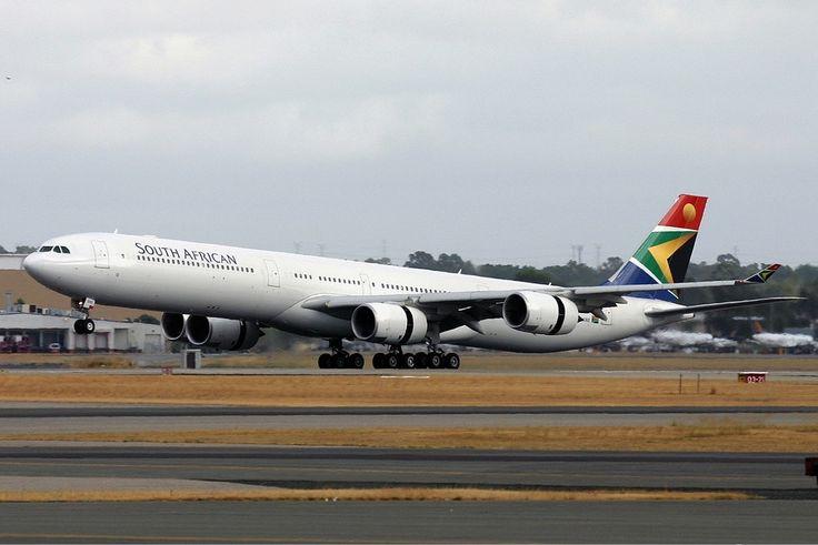 airways | File:South African Airways Airbus A340-600