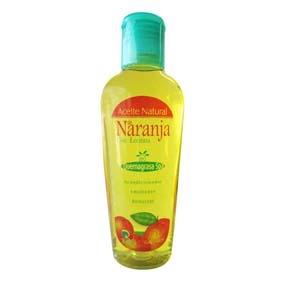 Ross D´Elen Aceite De Naranja X 130 Cc. Posee propiedades emolientes e hidratantes. es un relajante, proporciona nutriente esenciales que suavizan y protegen la piel; mantiene una piel tersa libre de estrías, celulitis, ideal para masajes reductores.