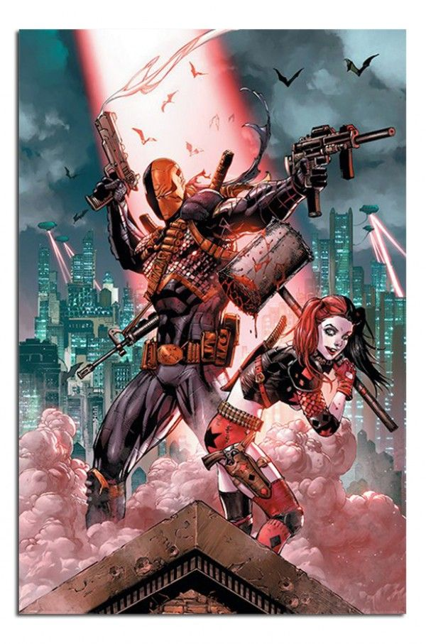 DC Comics Deadshot and Harley Poster | iPosters