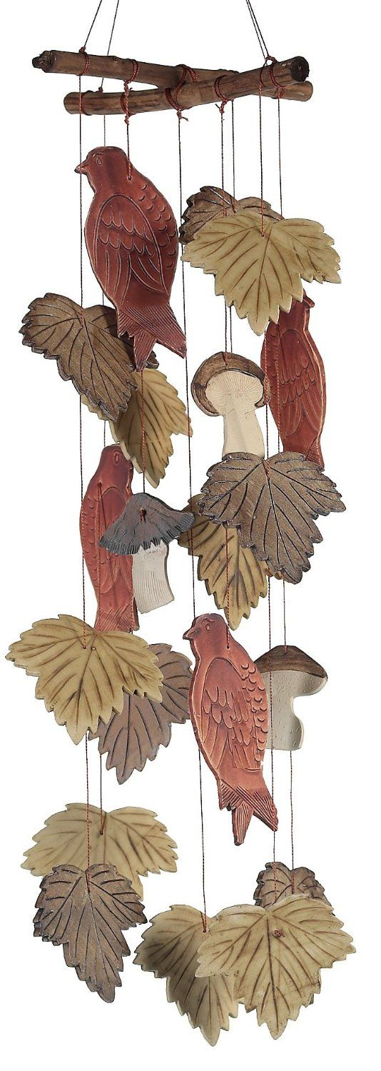 Caramba Windchime Nature Trail Design