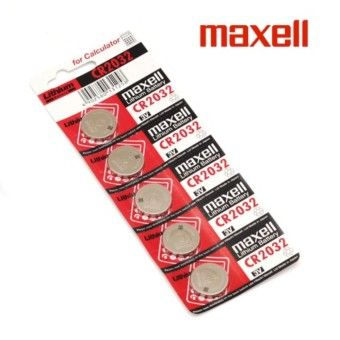 Cheap Peices 5PCS CR2032 GENUINE Maxell Japan Coin Cell Lithium Battery 3VOrder in good conditions 5PCS CR2032 GENUINE Maxell Japan Coin Cell Lithium Battery 3V Before MA158ELAAC4XUHANMY-25497329 Computers & Laptops Computer Accessories Laptop Batteries Maxell 5PCS CR2032 GENUINE Maxell Japan Coin Cell Lithium Battery 3V