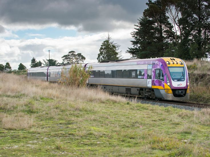 Ballarat Line Upgrade to increase the number and reliability of services between the capital city's western outskirts of Melton, Bacchus Marsh, Ballan and Ballarat.