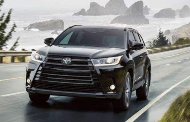 2019 Subaru Ascent Vs Honda Pilot Vs Toyota Highlander Vs Nissan Pathfinder Toyota Highlander Toyota Land Cruiser Toyota