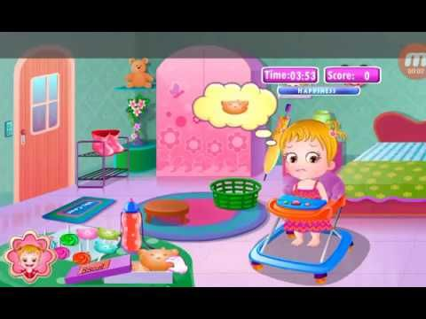 Baby Hazel Story videos play  HD Baby Hazel Game Online